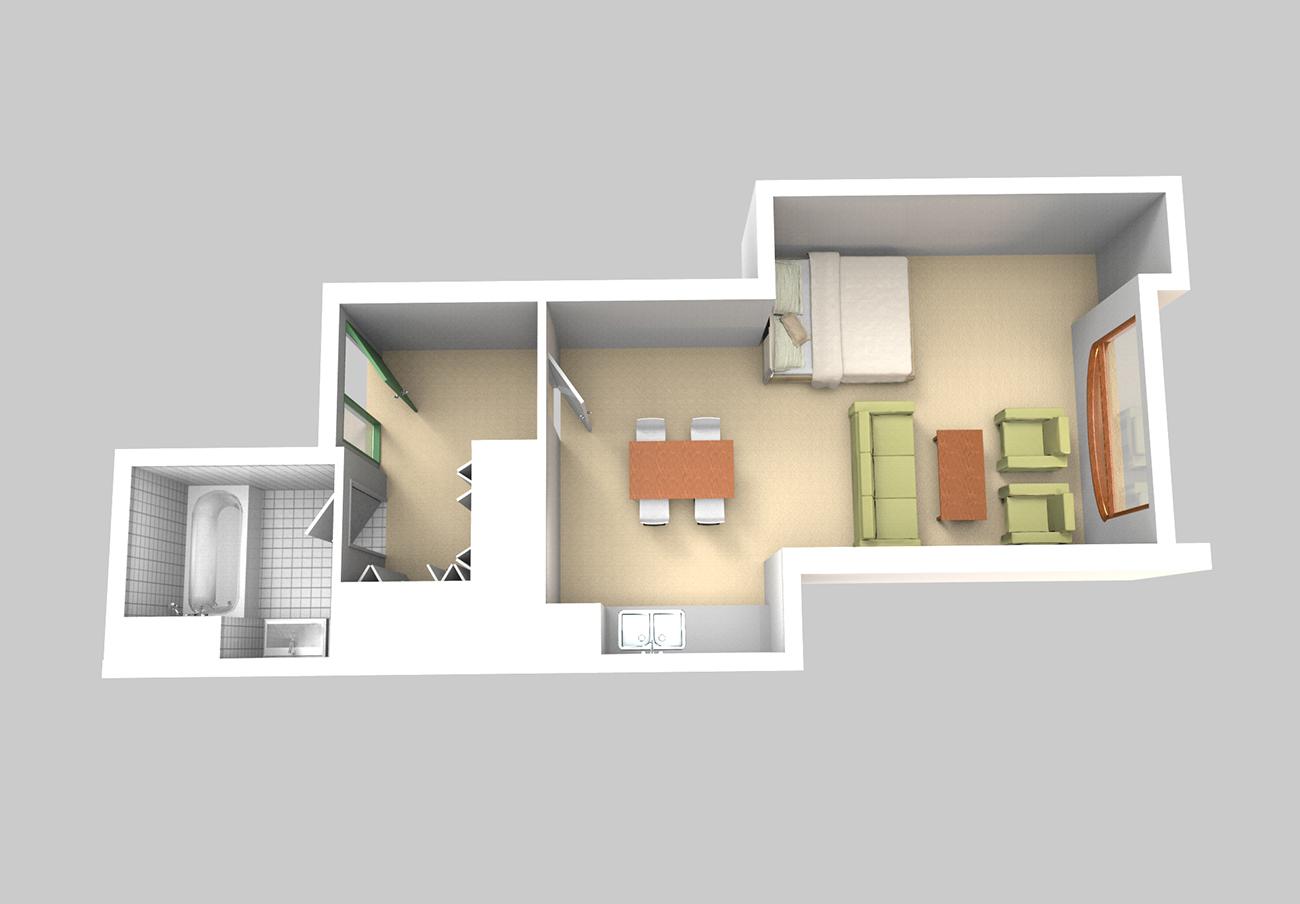Flats_Garden_level_Type_13
