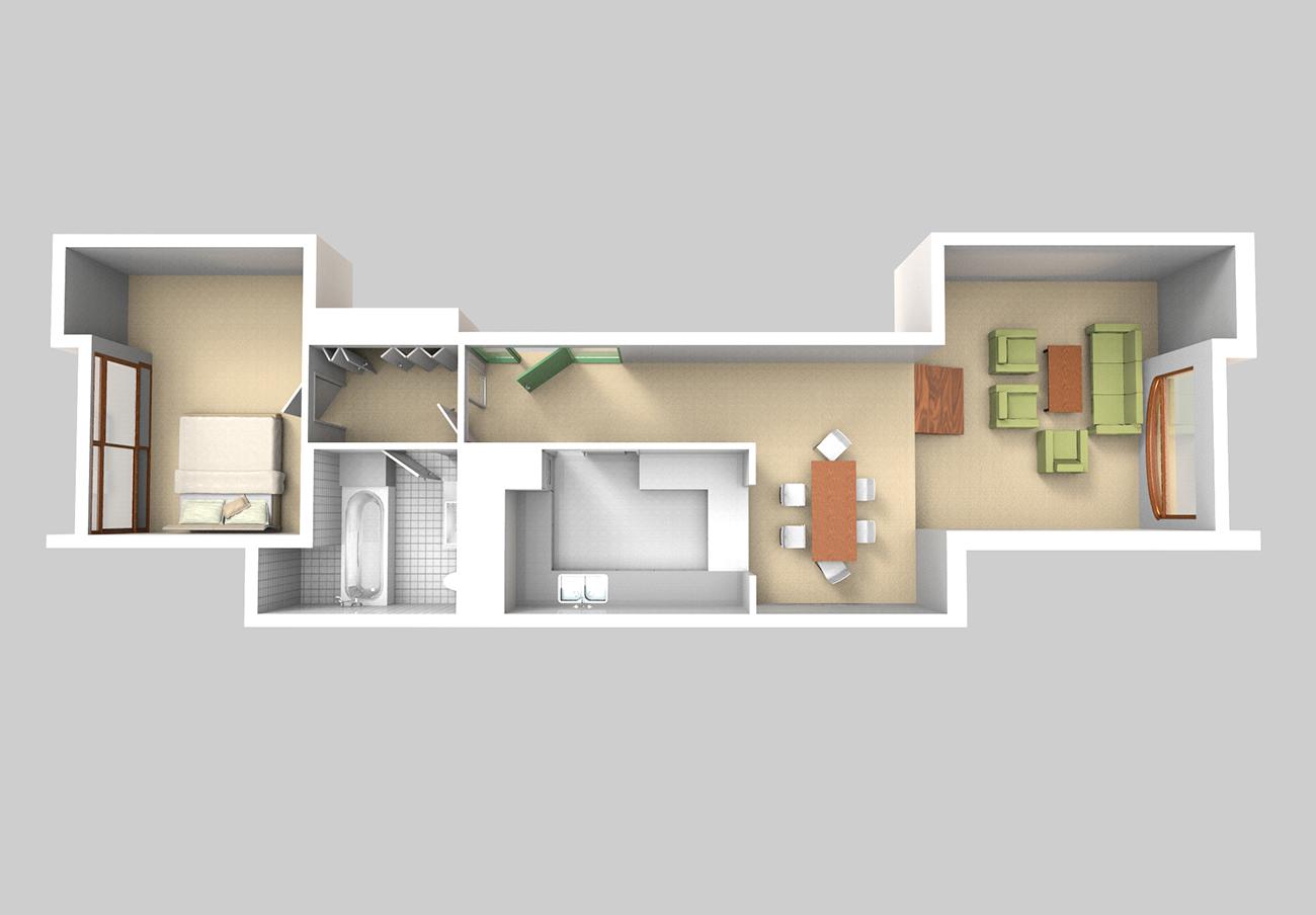 Flats_Garden_level_Type_16