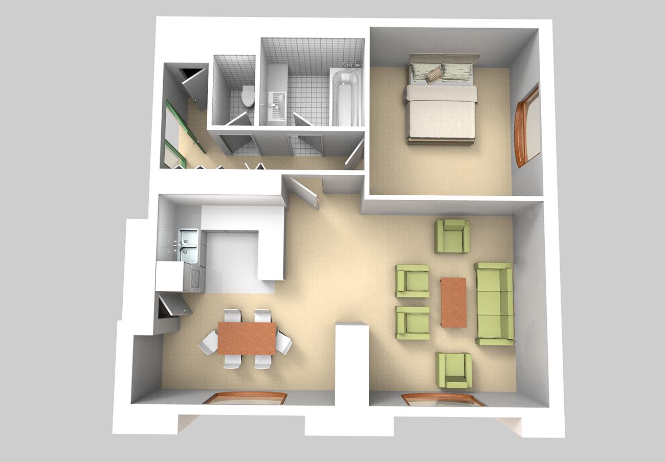 Flats_Garden_level_Type_49
