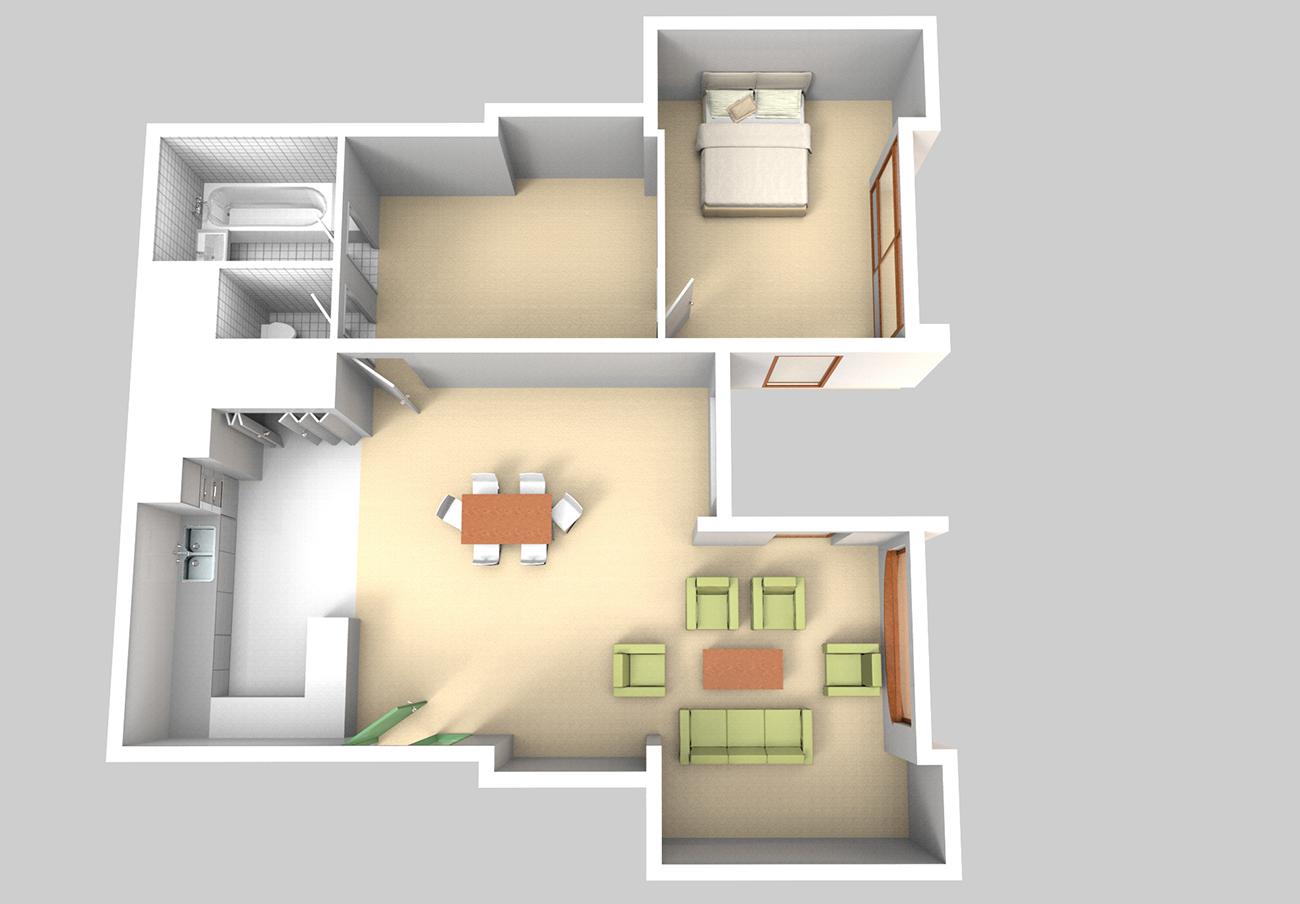 Flats_Garden_level_Type_79