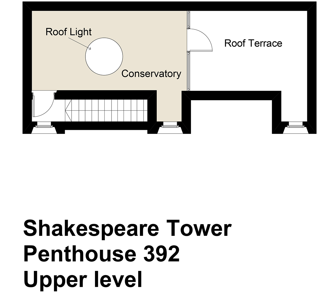 Shakespeare_Tower_Penthouse_392__Upper_level