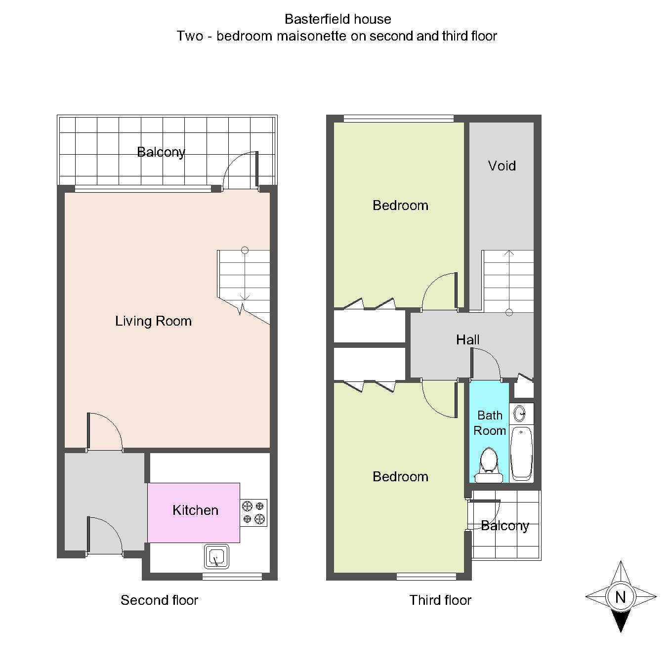 100 maisonette floor plan floor plans roomsketcher for Maisonette house plans