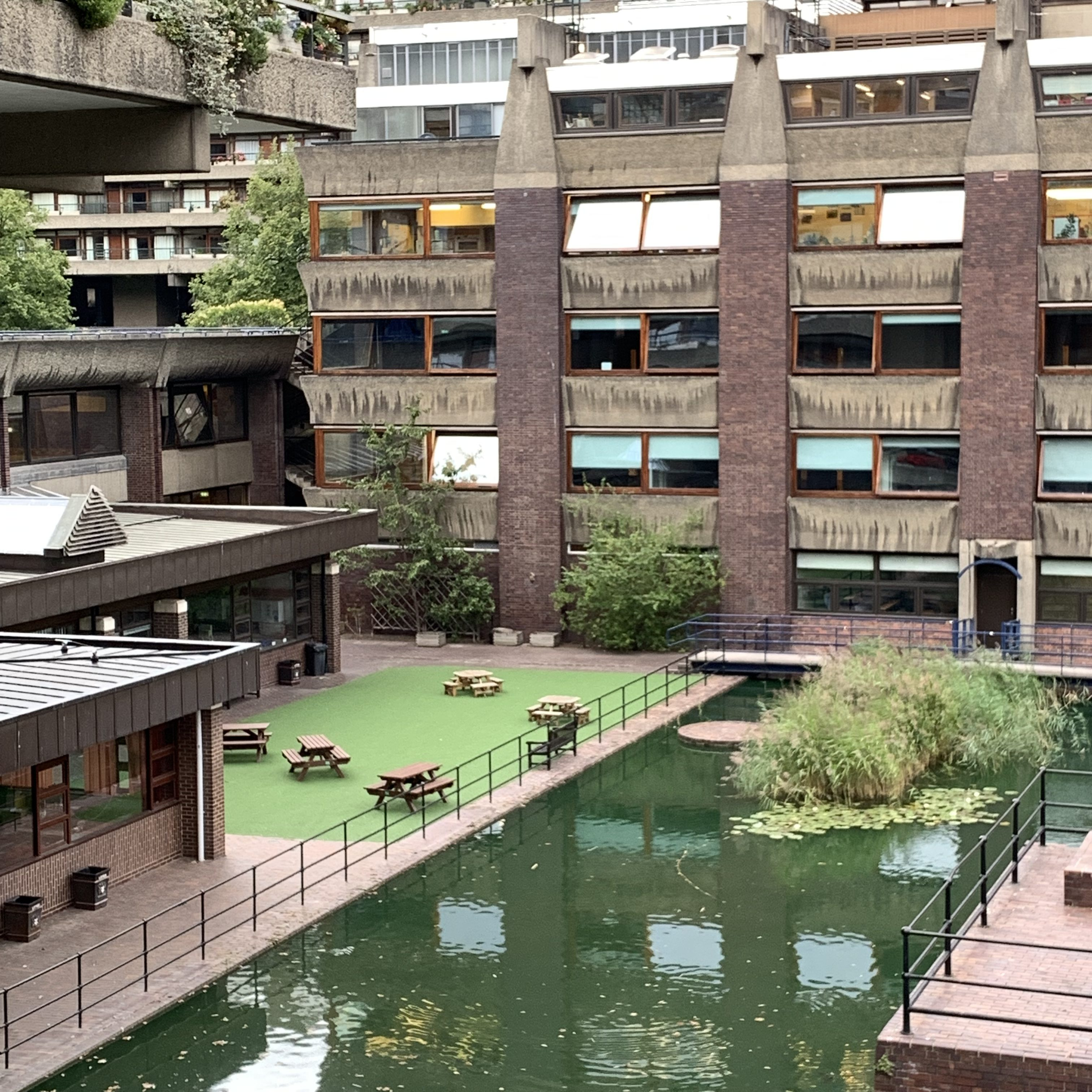 City Of London School For Girls Barbican Living